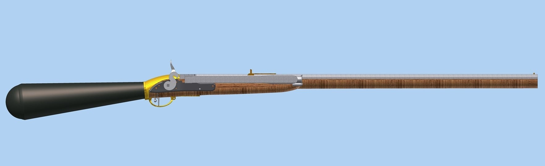 This 18th Century rifle had firepower that was way ahead of its time