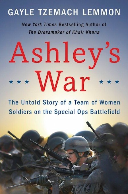 This book chronicles how women served alongside special ops in combat