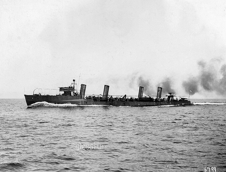This naval battle helped set the stage for two world wars