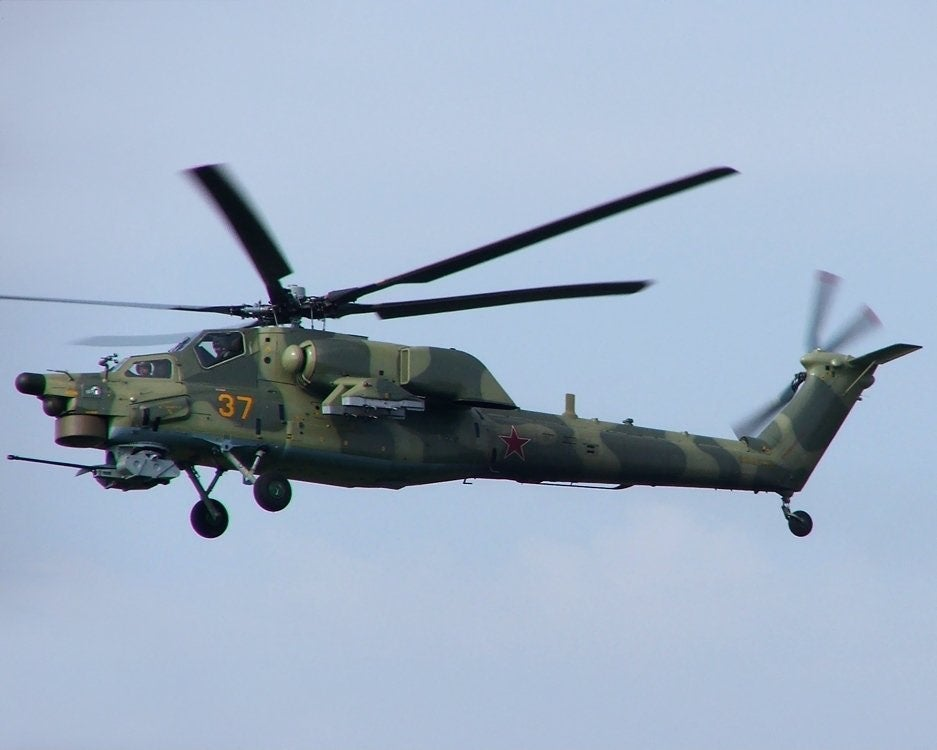 The 9 best attack helicopters in the world