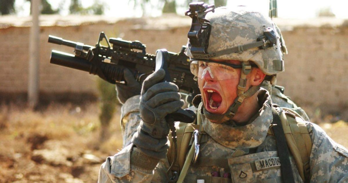 18 terms only soldiers will understand