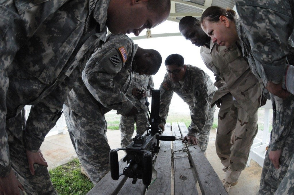 Soldiers use video games to help develop new combat vehicle