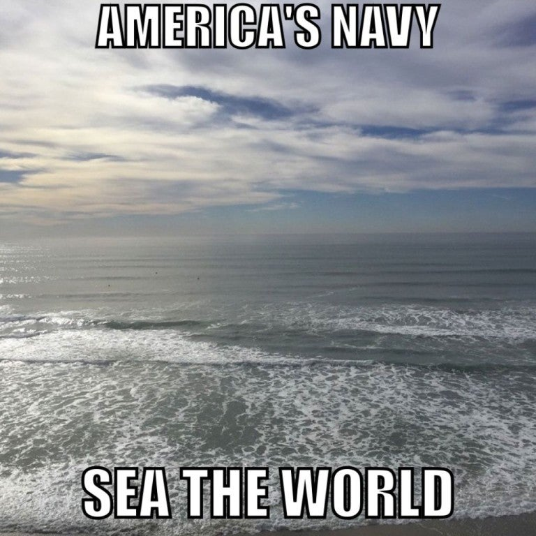 13 Hilarious suggestions for the US Navy's new slogan