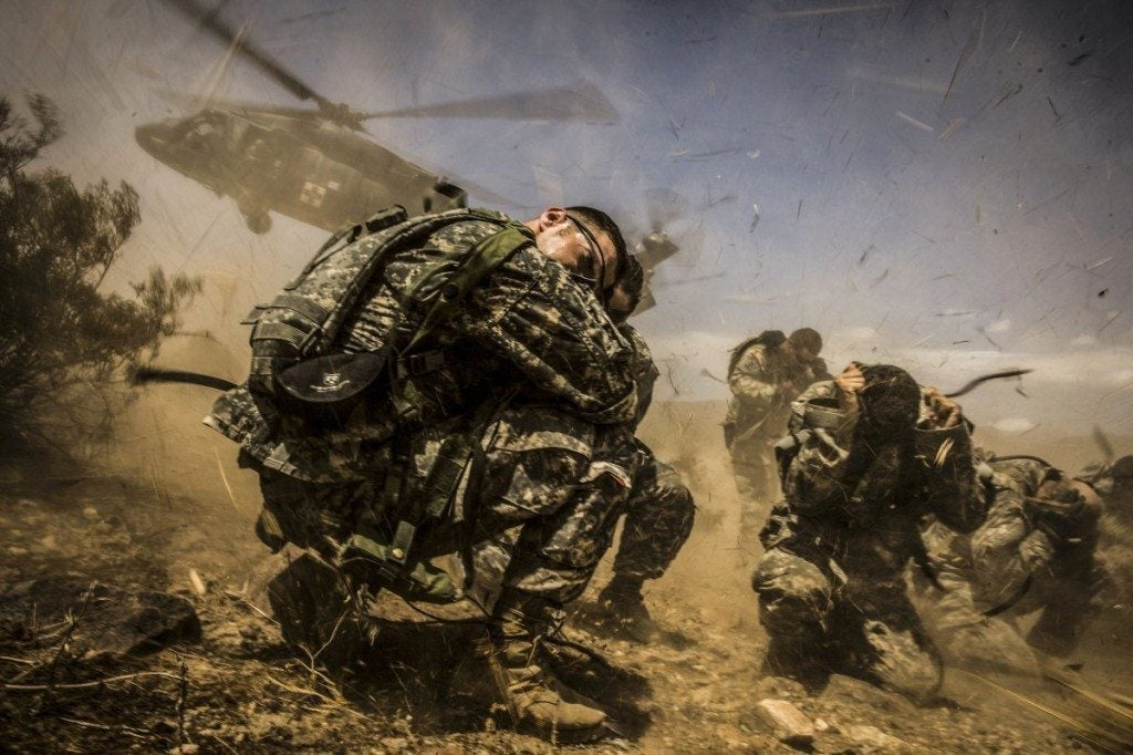 The most-epic military movie ever needs your help to get made