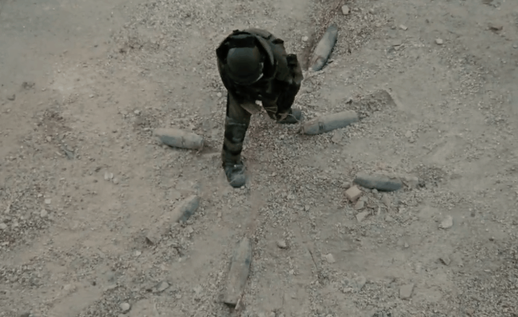62 glaring technical errors in 'The Hurt Locker'