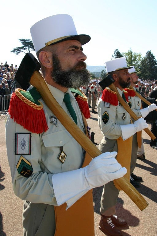 The 7 most bizarre foreign military uniforms