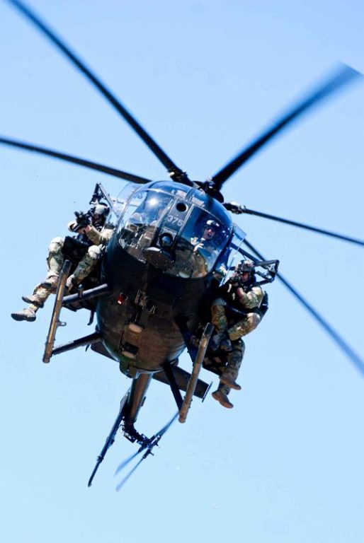 This Delta Force rescue was the first attack of 'Operation Just Cause'