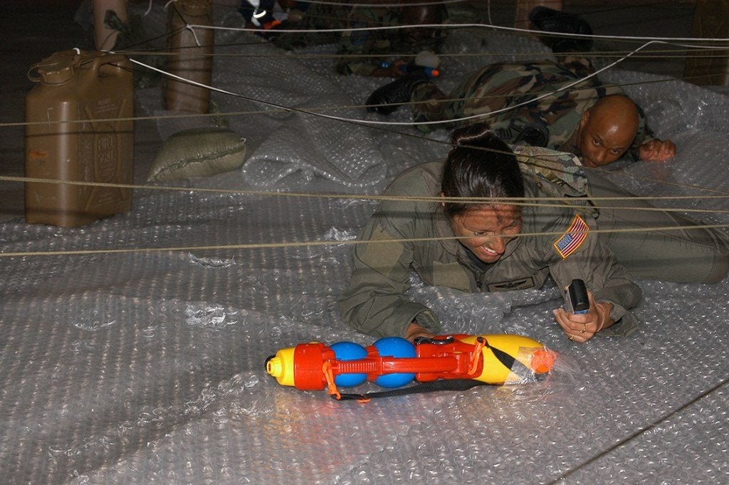 7 banned children's toys that will train kids for war