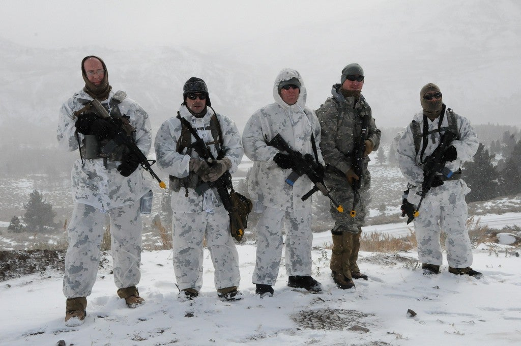 15 awesome photos of what mountain warfare looks like