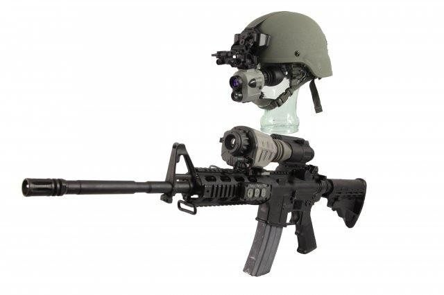 The Army's new weapon sight allows soldiers to shoot around corners and through smoke