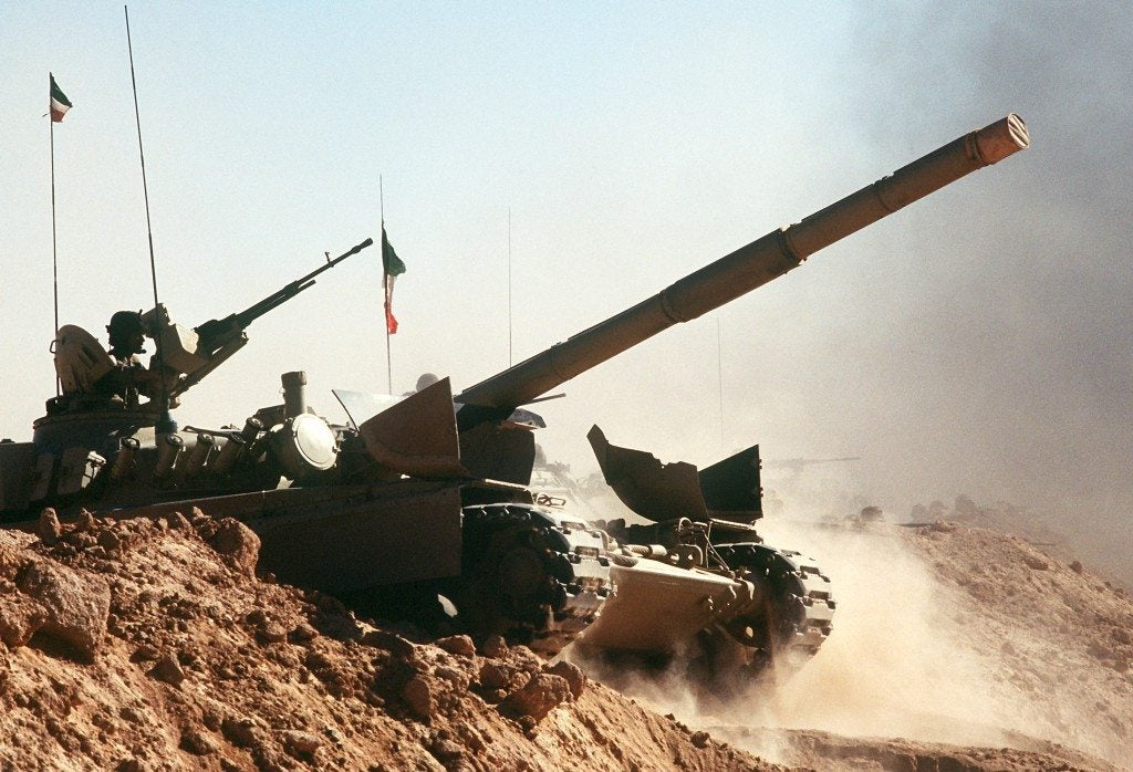 21 facts about the First Gulf War