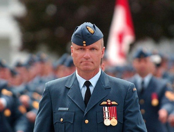 The Canadian Air Force pilot who flew Queen Elizabeth (and also happened to be a serial killer)