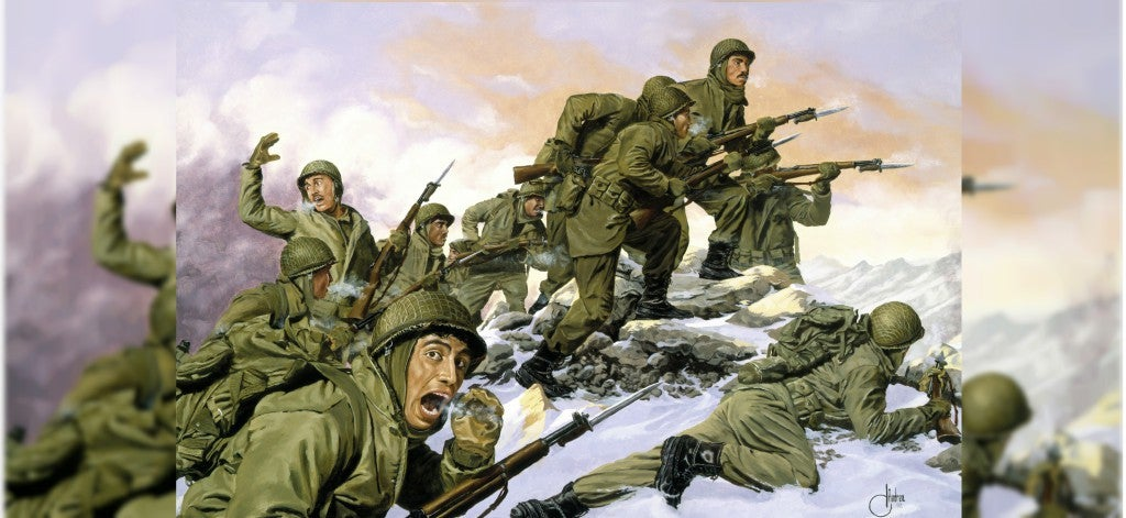 www.wearethemighty.com: 6 of the craziest bayonet charges in military history