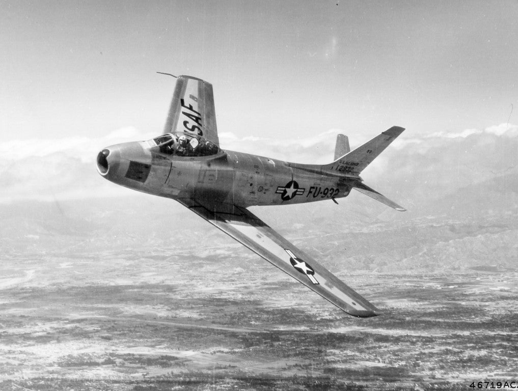 How the Russians captured an American jet in the Korean War