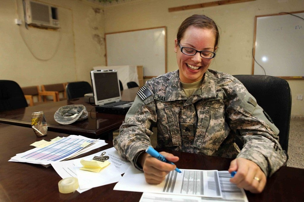 12 best military jobs according to Glassdoor
