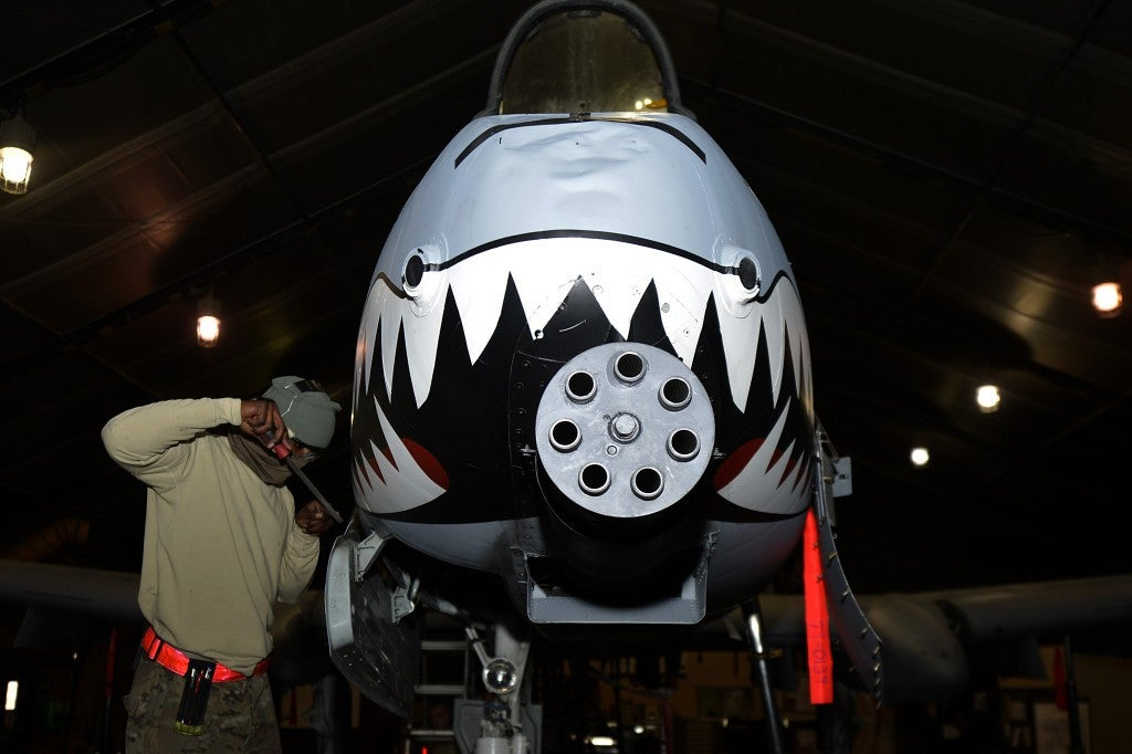The Air Force will keep the A-10 flying . . . for now