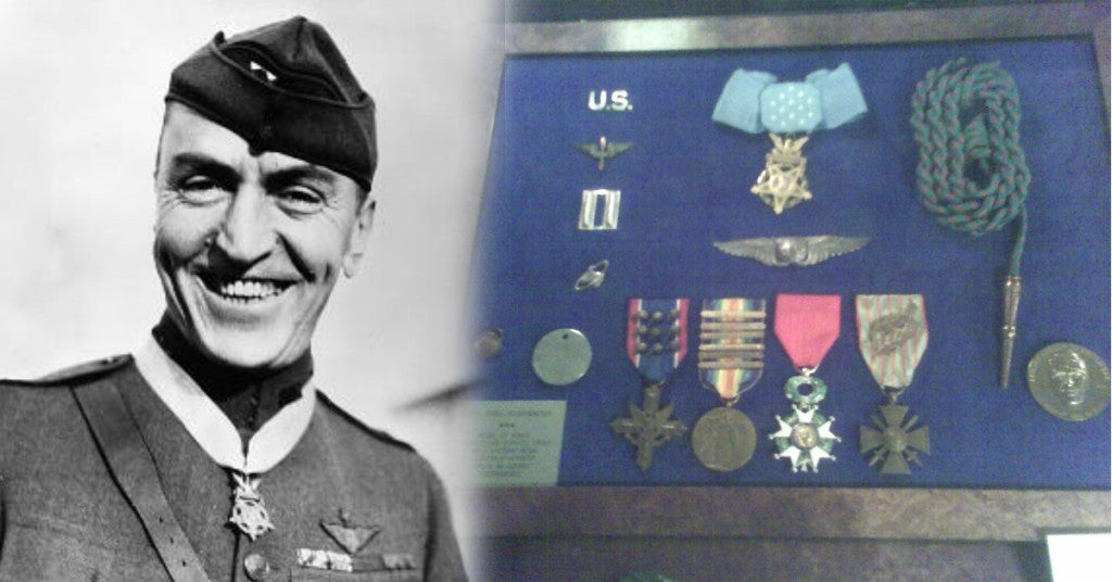 The 5 most decorated troops in American history