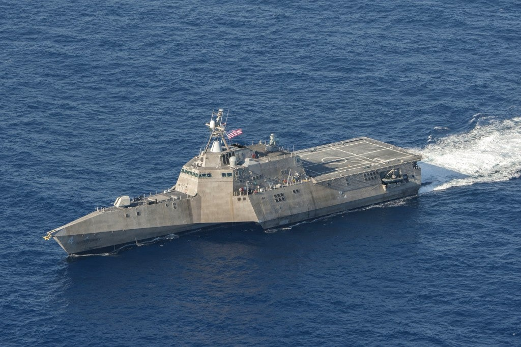 Navy orders stand-down of littoral combat ships after breakdowns