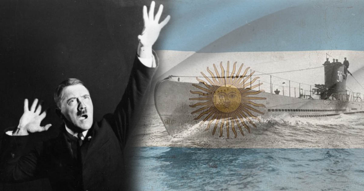 The FBI had evidence Hitler might have escaped the Red Army and fled to Argentina