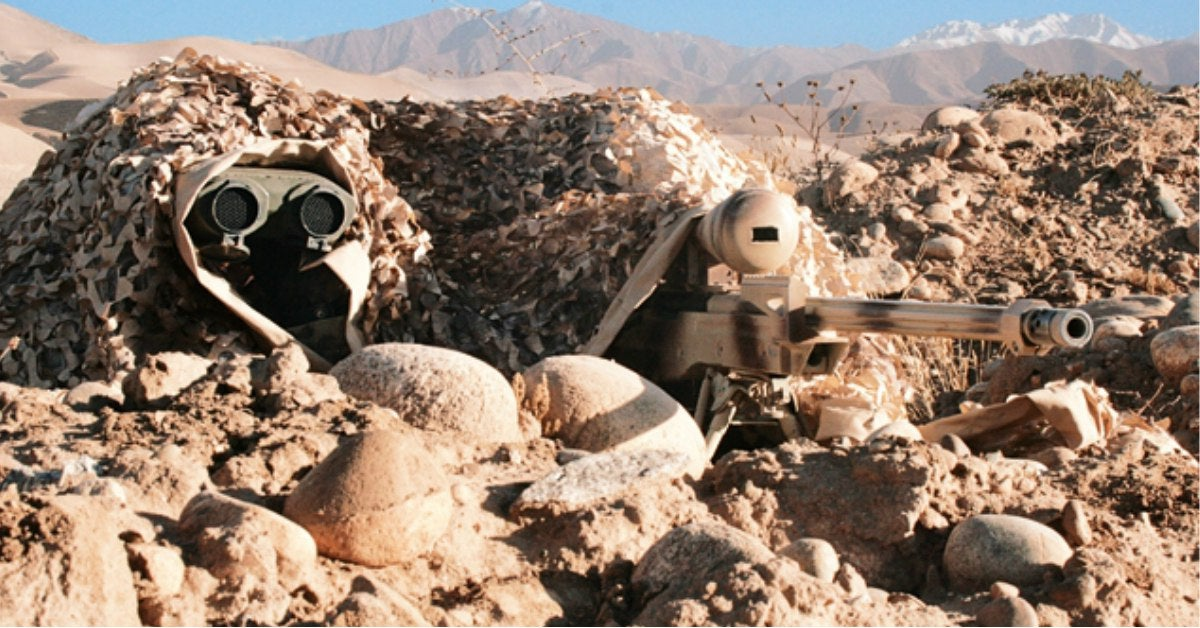 That time an SAS sniper killed 5 ISIS suicide bombers with 3 bullets