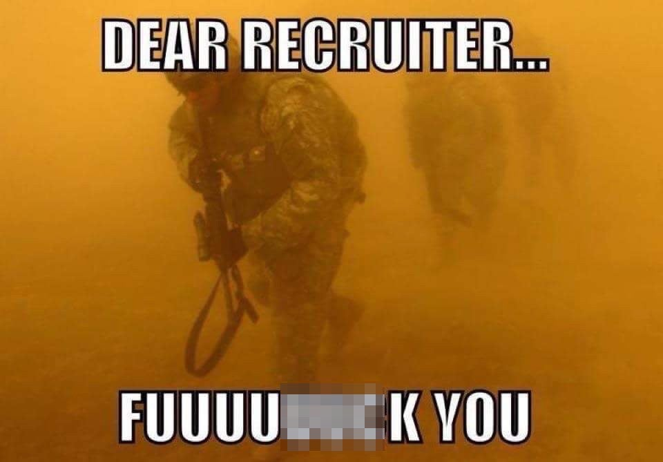 The 13 funniest military memes of the week