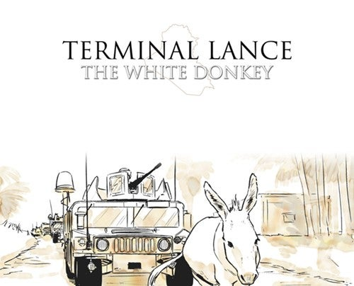 'Terminal Lance' creator gets real with 'The White Donkey'