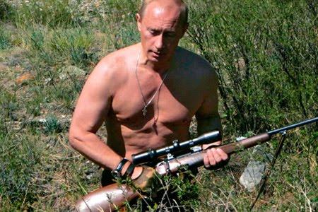 Russian media's Putin coverage is North Korea-kind of ridiculous