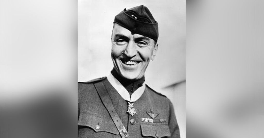 10 legendary heroes of the US Air Force