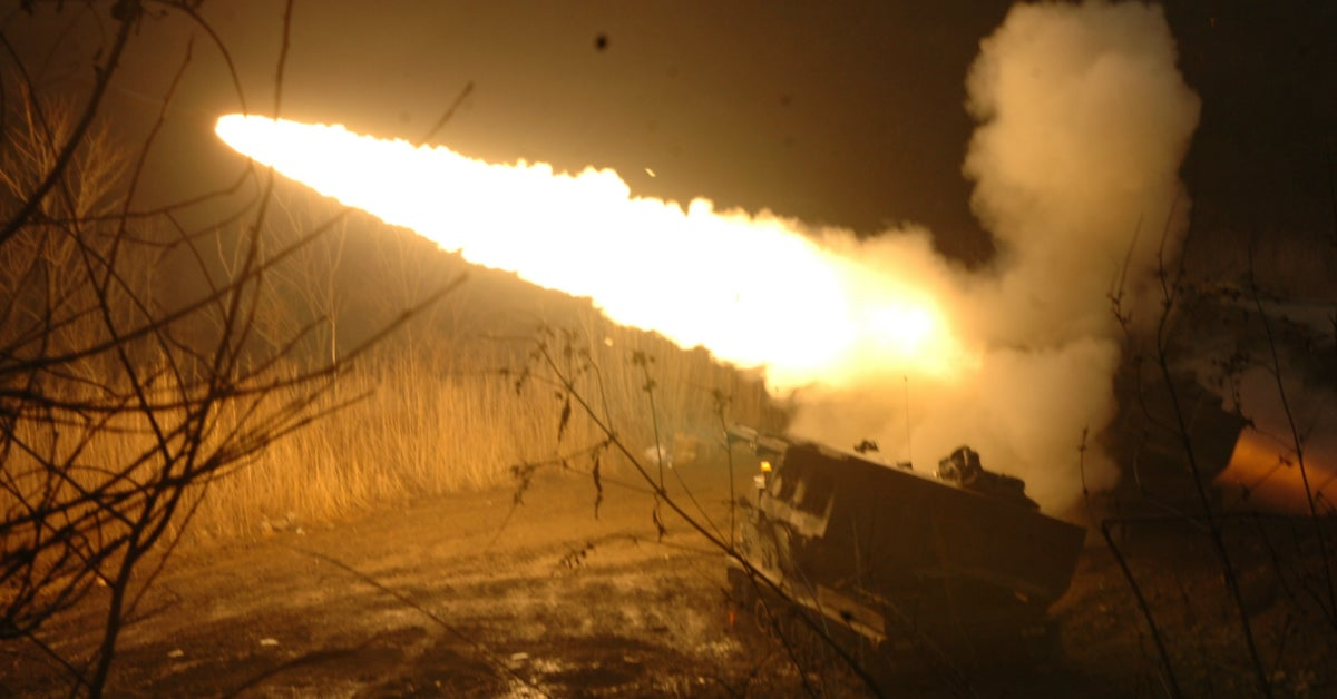 This U.S. Army artillery unit savaged 41 Iraqi battalions in 72 hours