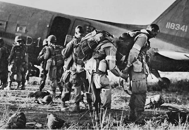 "How the ""Little Groups of Paratroopers"" became airborne legends"