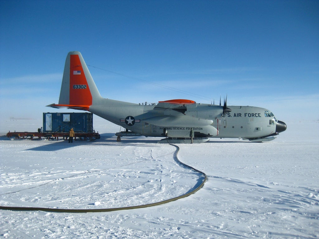 15 photos that show the C-130 can do almost anything