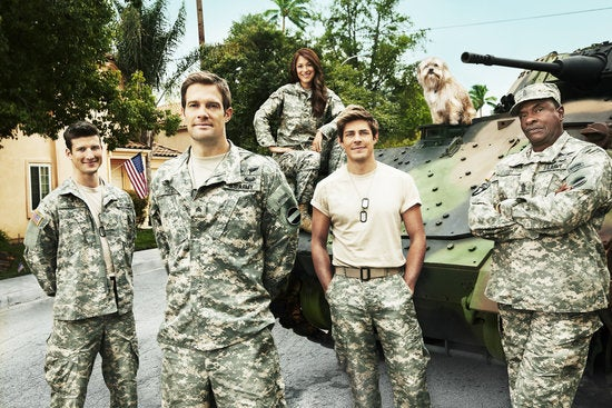 12 cringeworthy photos of celebrities wearing military uniforms