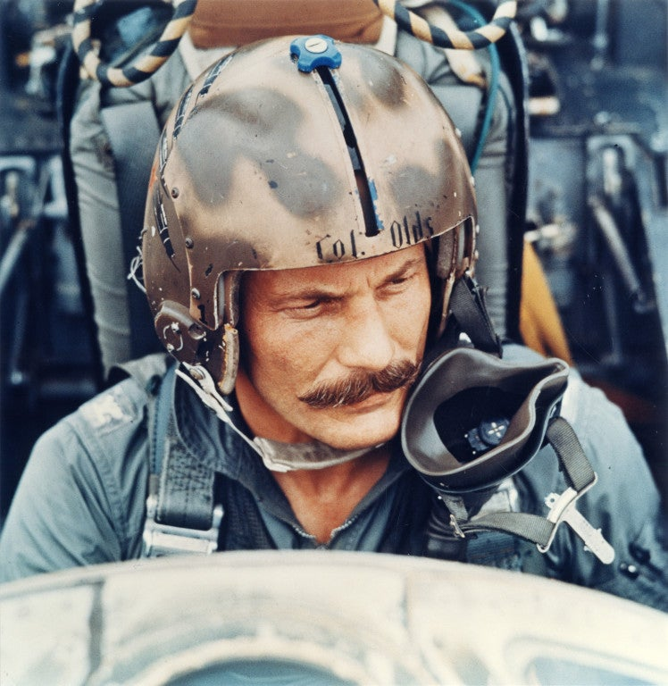This is how triple-ace Robin Olds achieved his perfect victory over Vietnam