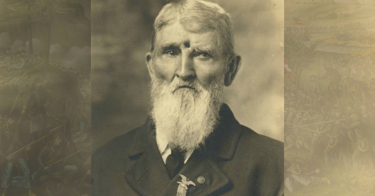 This Civil War Vet Walked Around With A Bullet In His Face For 31 Years We Are The Mighty
