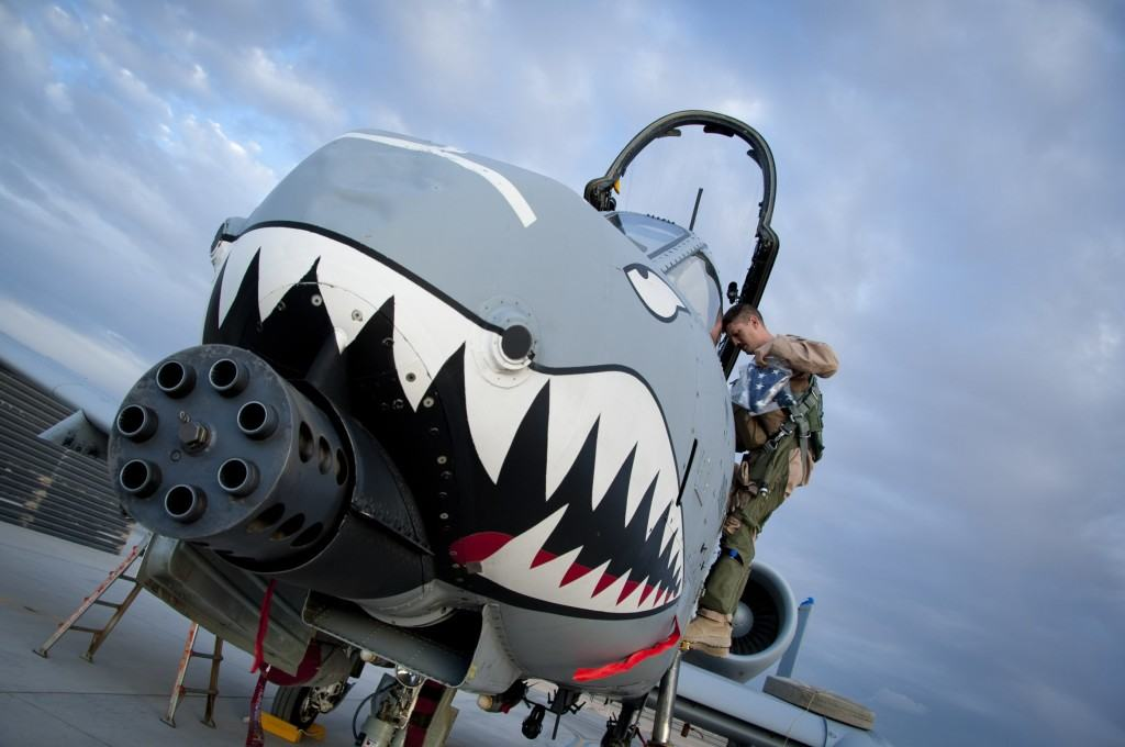 Congress wants the Air Force to prove the F-35 can take over for the A-10