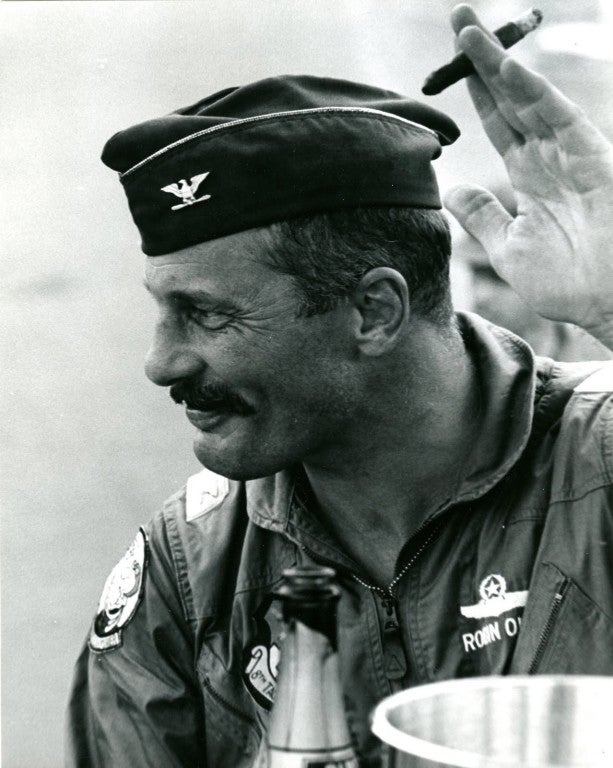 This legendary triple ace wrote an amazing letter on modern Air Force leadership