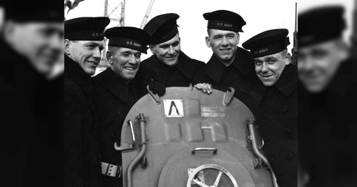 www.wearethemighty.com: This sea battle claimed the lives of 5 brothers in World War II