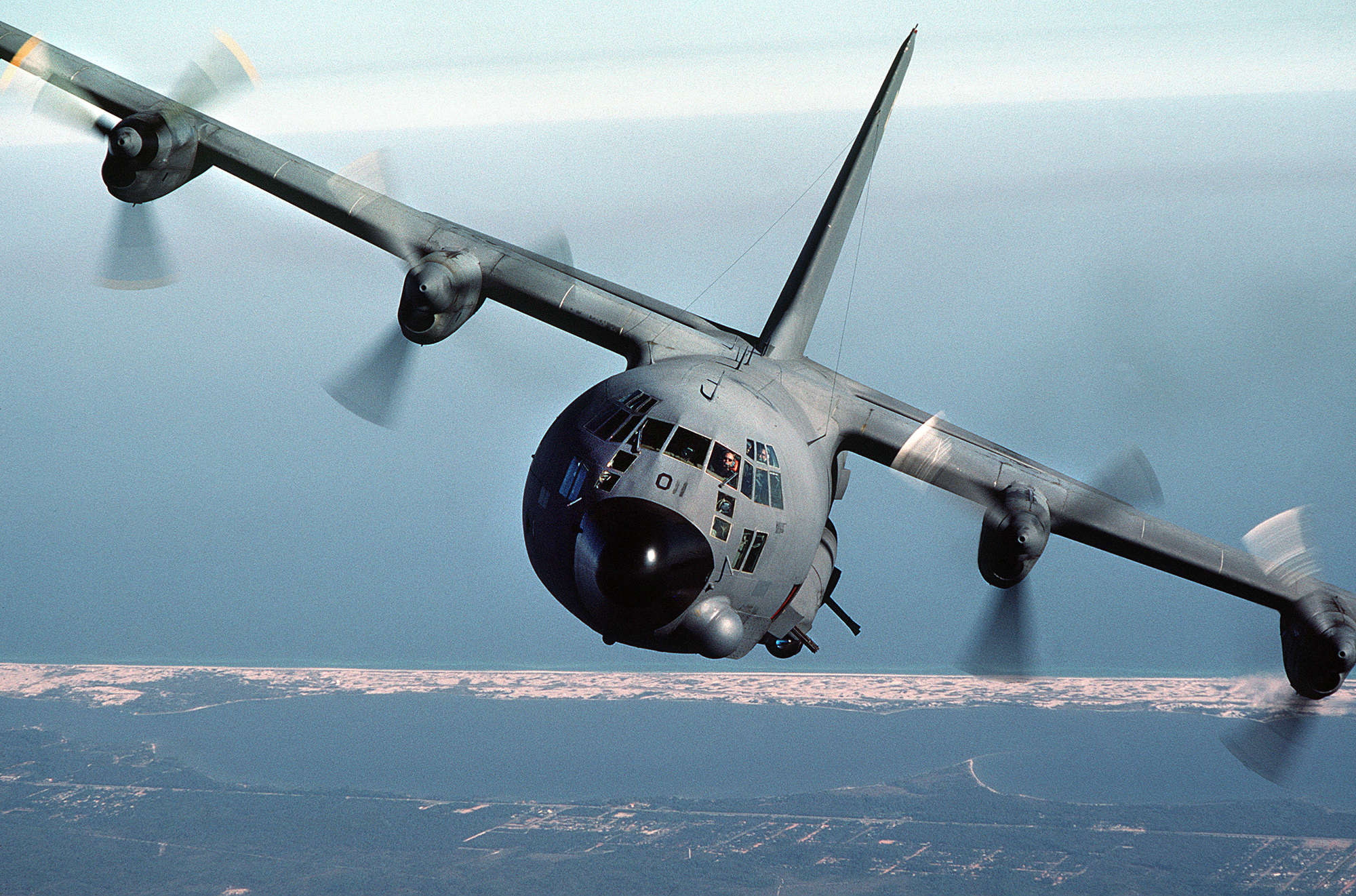 Historic AC-130 gunship gets more lethal