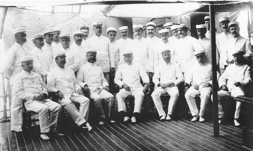 Admiral George Dewey: the US Navy's most average hero