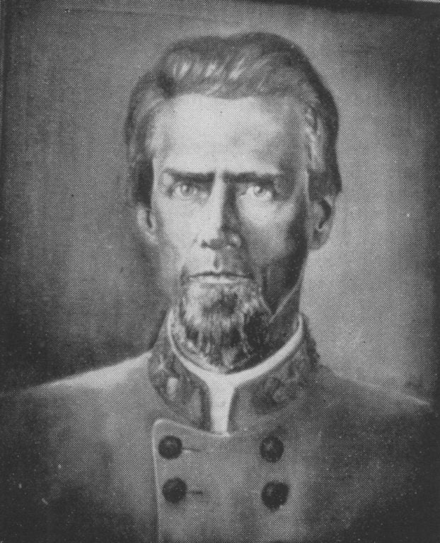 This Southern preacher rose to the rank of general in the Confederate Army