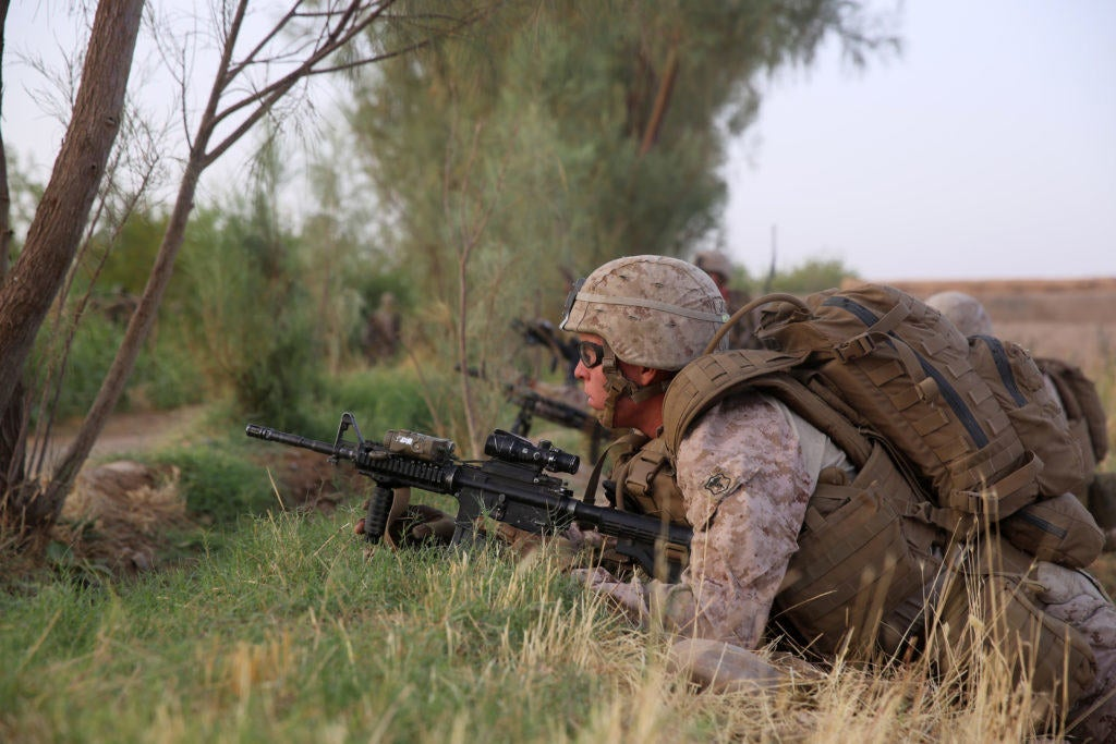 Someone wrote a list of 65 ways civilians can simulate military life and it's hilarious