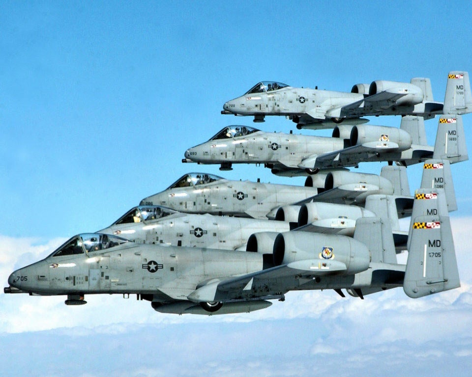 This 1973 war is why the Air Force thinks the A-10 can't survive in modern combat