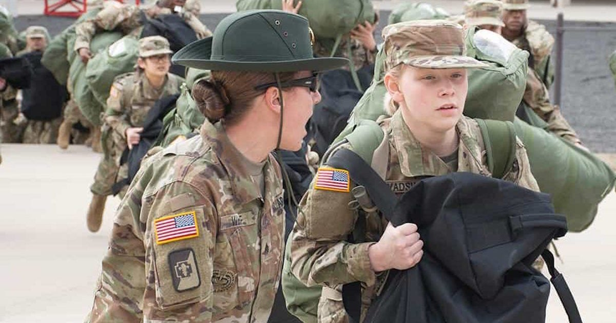The top 6 reasons civilians back out of military service