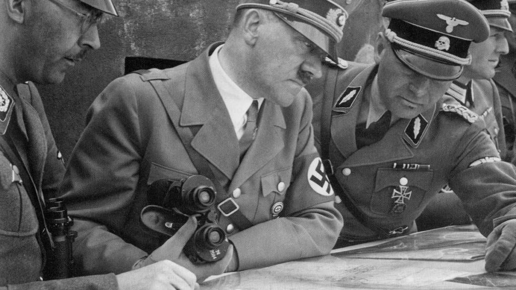 Here's what US intelligence knew about Hitler in 1943