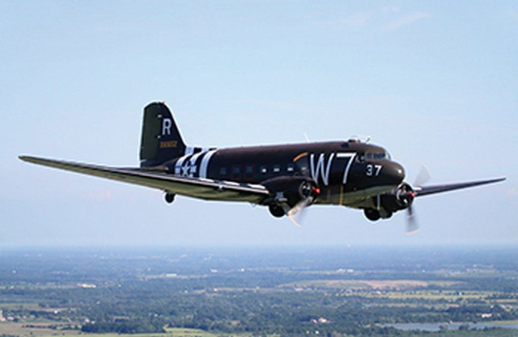 This D-Day transport still flies like it was 1944