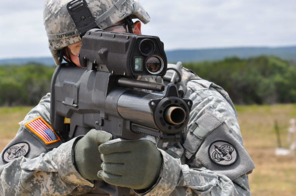 The future of warfare is coming, and it's bringing lasers