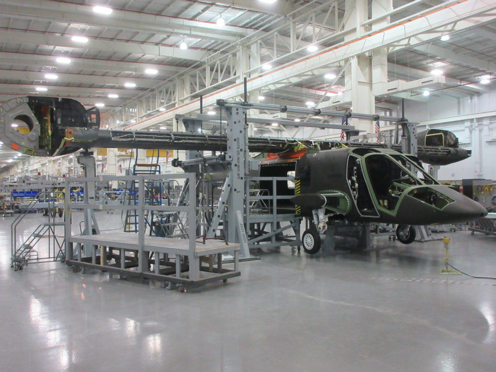 Battle brewing to build the U.S. Army's next rotary wing aircraft