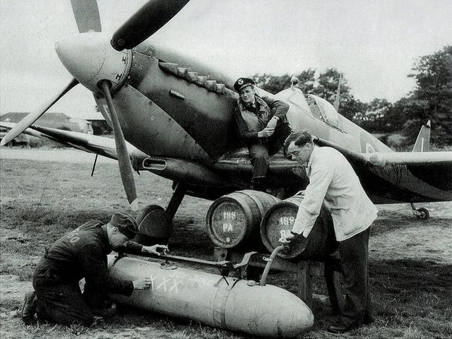 This is how British pilots made beer runs for troops in Normandy