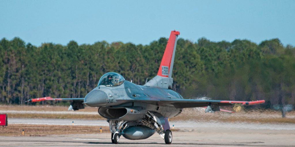 It's time for the F-35 to start blowing up old F-16s