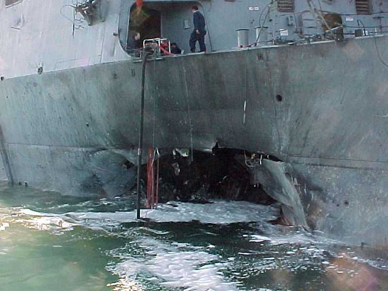 Here are 5 times US Navy ships returned to the fleet after severe damage